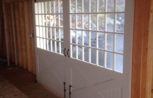 Sliding Doors & Sliding Doors - Muskoka Garage Doors